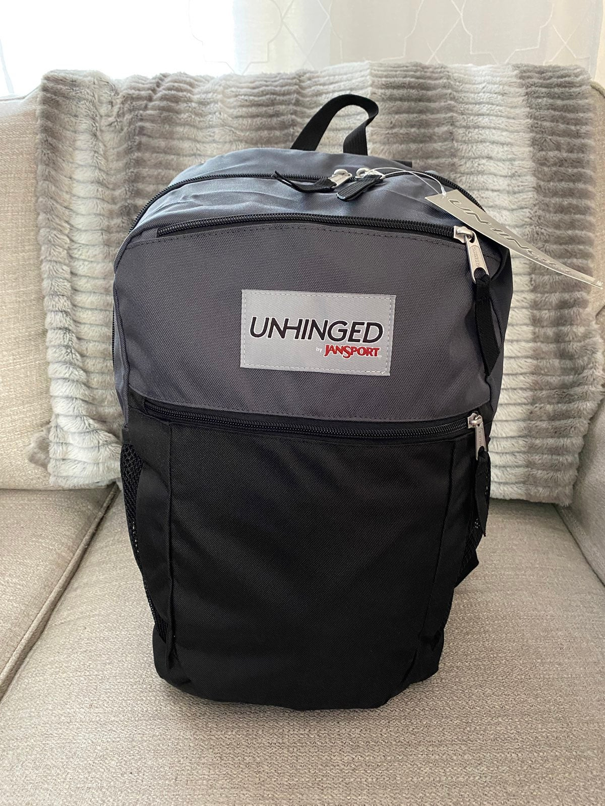 Unhinged by Jansport backpack