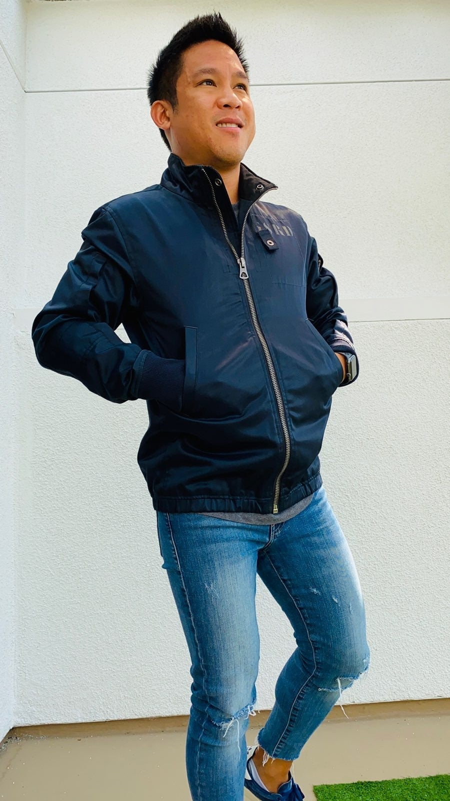 G-star bomber jacket