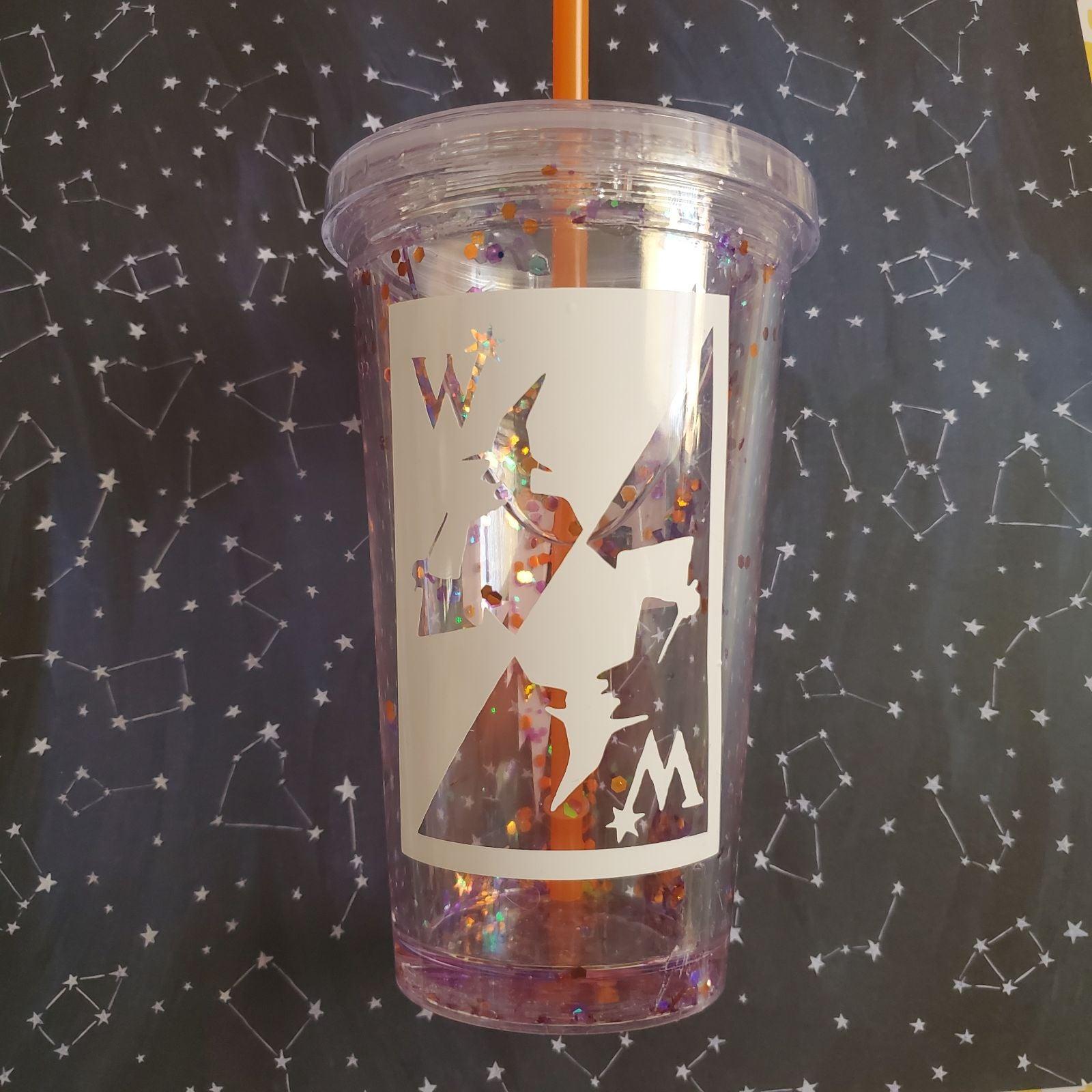 Weasley harry potter glitter cup