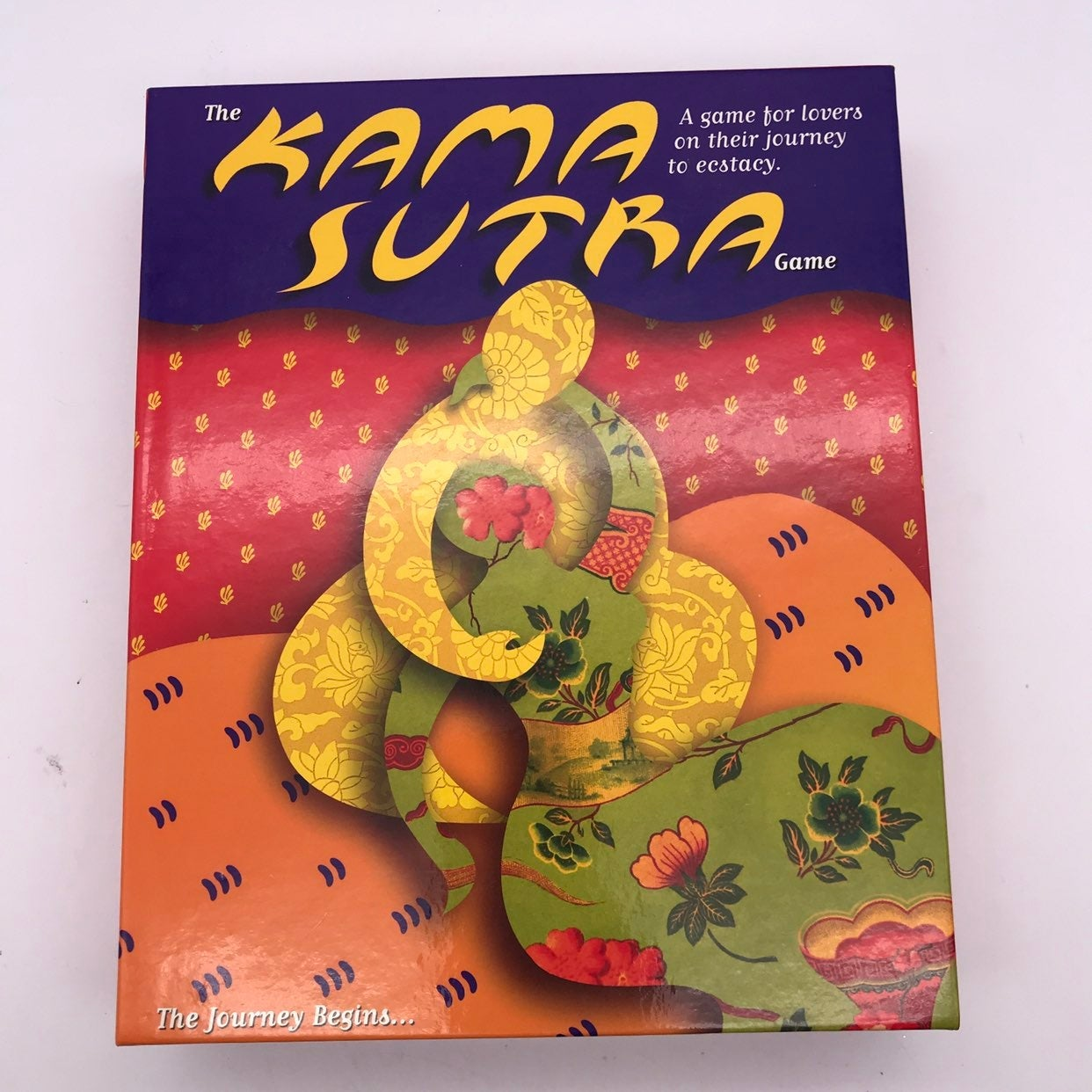 The Kama Sutra Couple Board Game