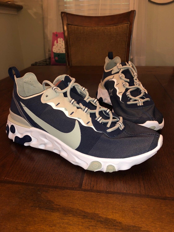 Size 8.5 Nike React Element 55 Dallas Co