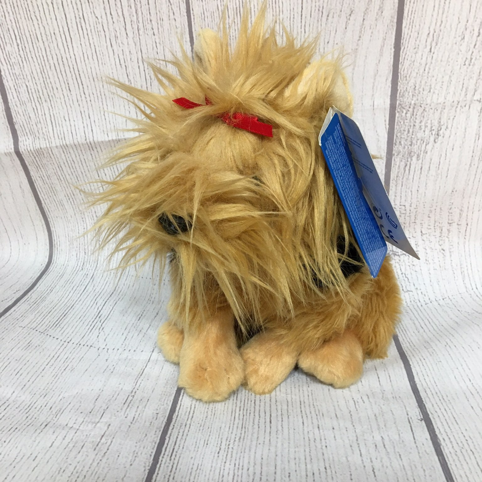 Toys R Us plush yorkie dog