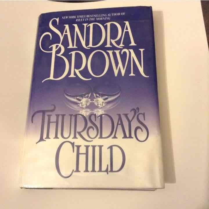 Sandra Brown Thursday's Child