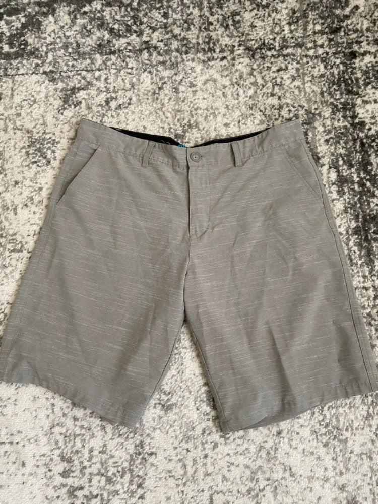 OP Men's Gray Shorts size 36
