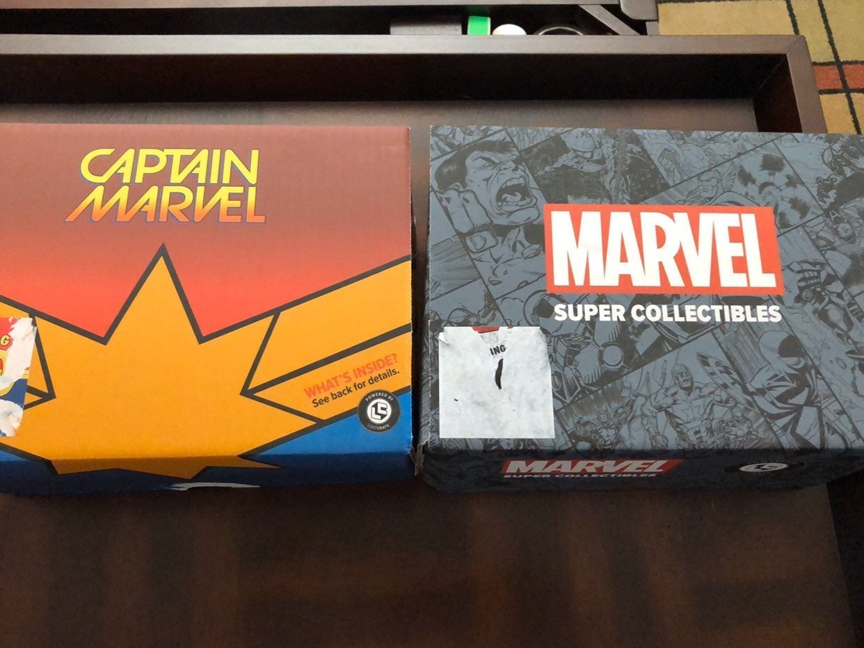 Marvel Boxes