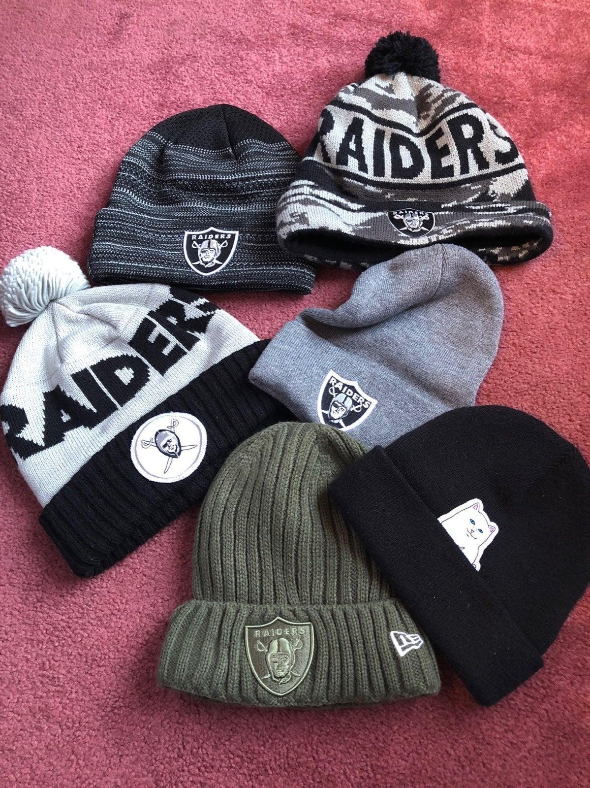 Raiders Beanies & RipnDip Beanie