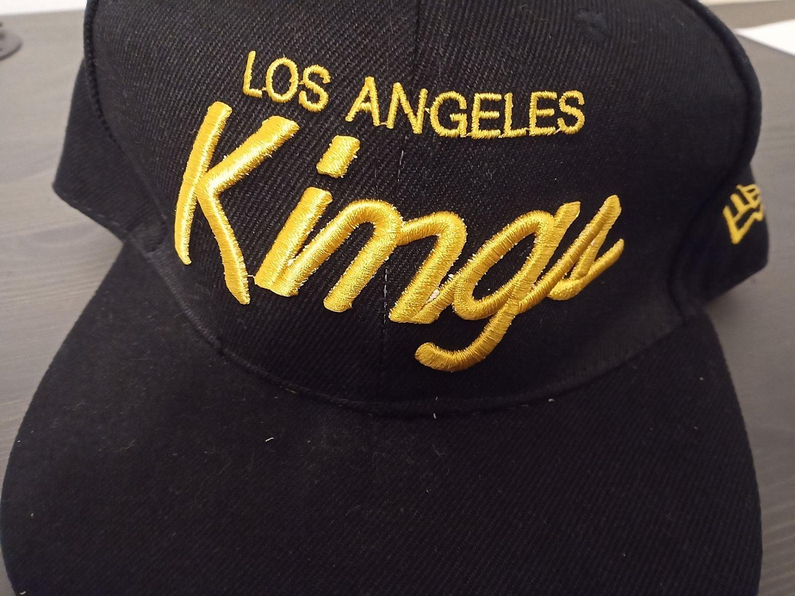 Los Angeles Kings New Era Hat Hockey
