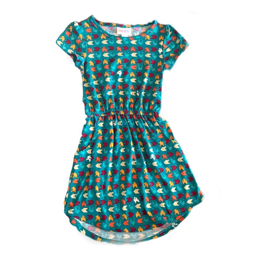 LuLaRoe Toddler Dress