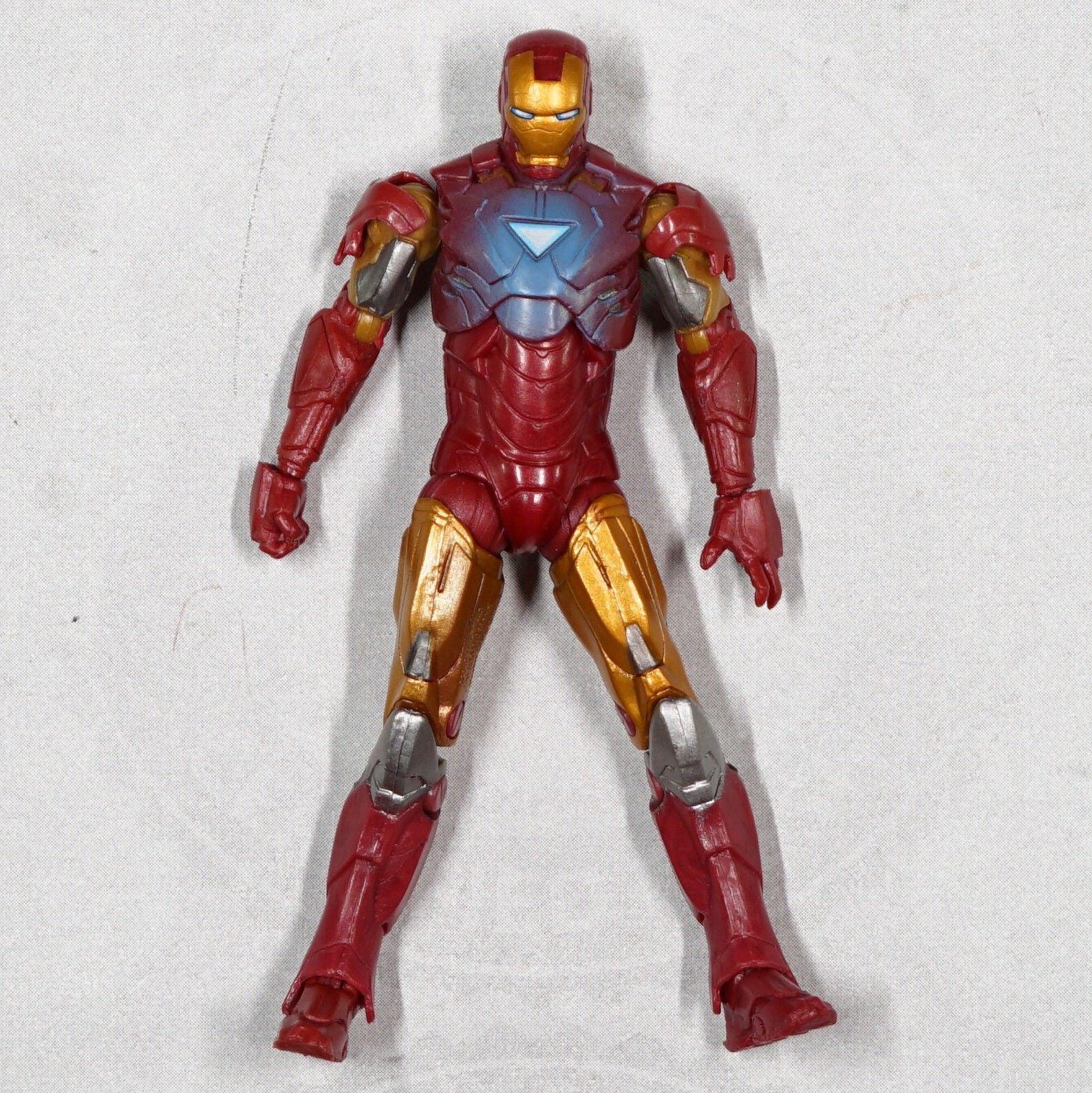 Iron Man 3 Hall Of Armor Iron Man Mk.VI