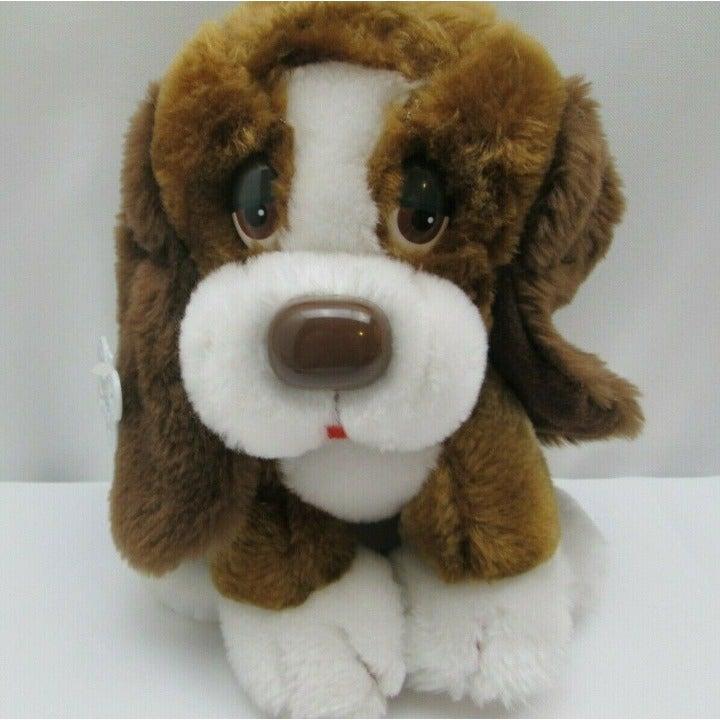 """Russ Basset Hound Puppy Dog 9"""" Plush"""