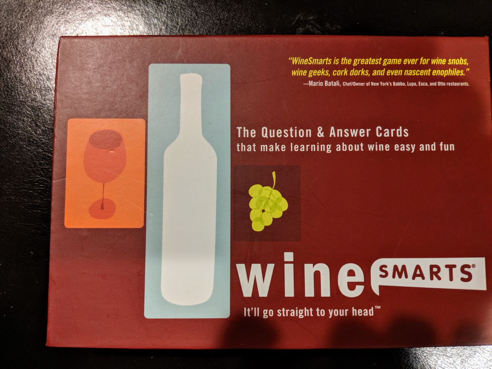 Wine smarts game