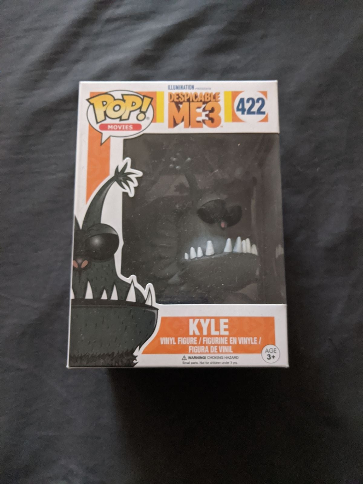 Funko Pop! Despicable Me 3 Kyle Figure