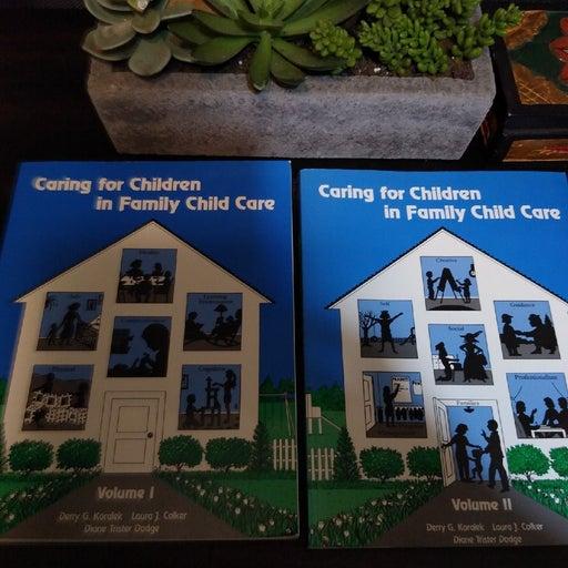 Caring for children training program