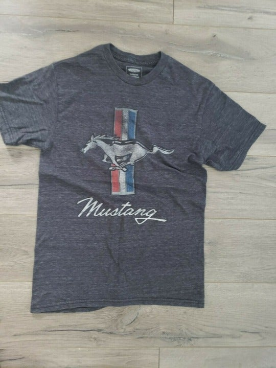 Ford Mustang Graphic Tshirt In Mens Smal