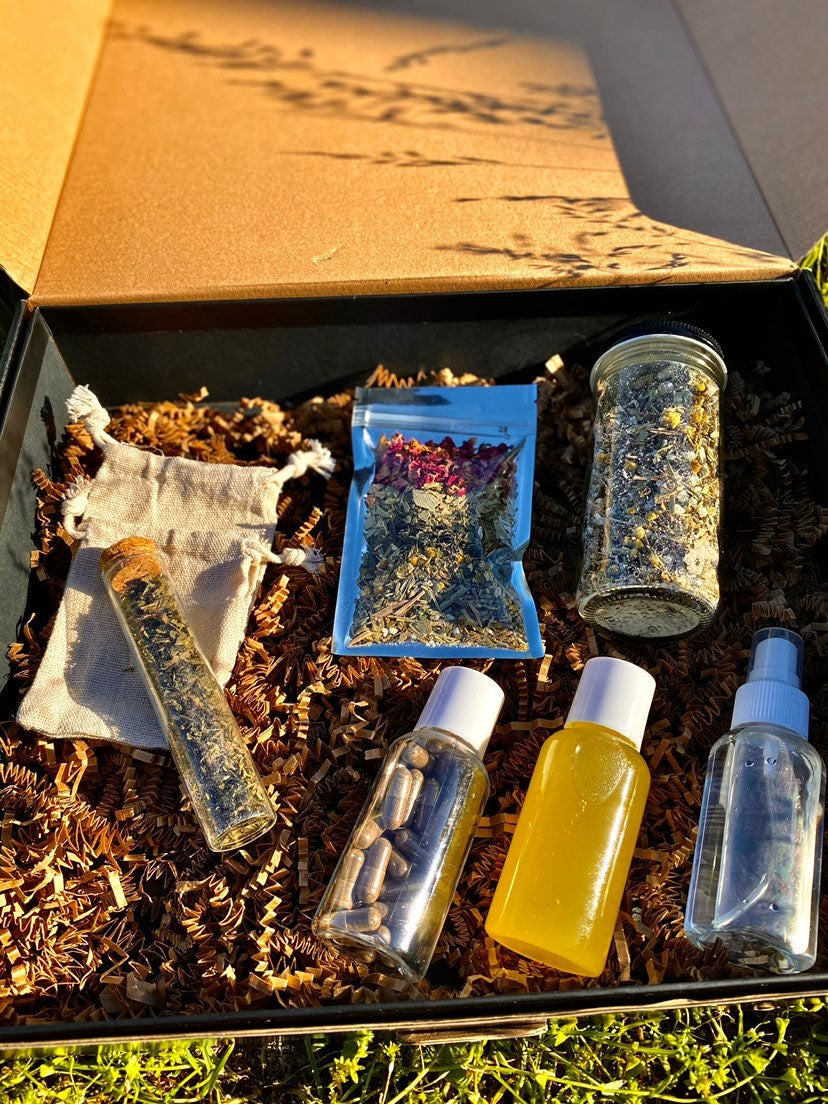 Fathers day Herbal box