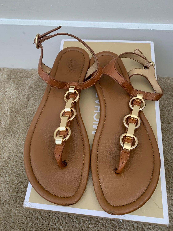 Michael Kors Mahari Sandals Size 8