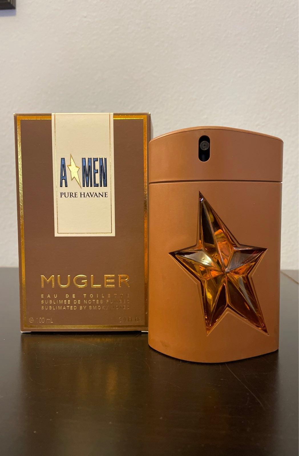 Mugler A*Men Pure Havane EDT