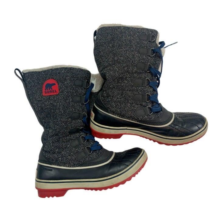 Sorel Women's Waterproof Tivoli Boots 9