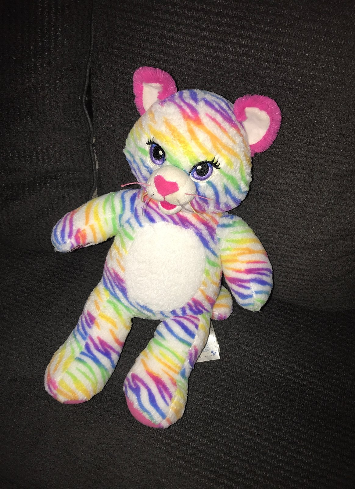 build a bear Colorful Tiger