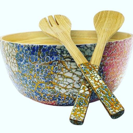 Handmade Salad bowl or decorative accent