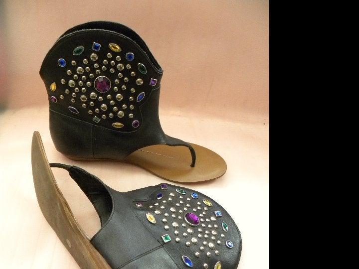 Dolce Vita Women's Sandal Boots Sz 8.5