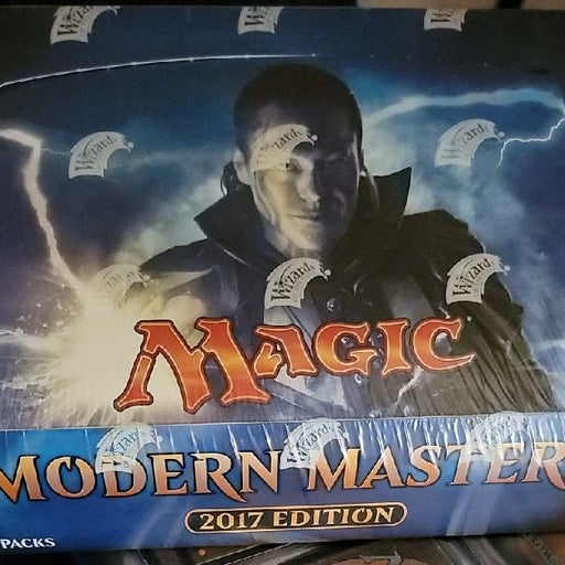 2017 Magic The Gathering MODERN MASTERS