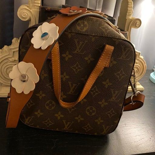Auth Louis Vuitton Spontini Bag vintage