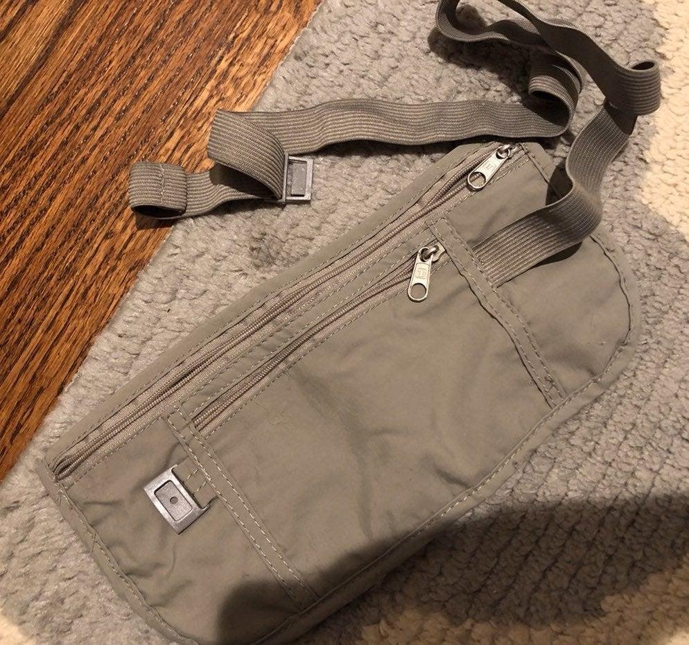 Privacy wallet (belt style)