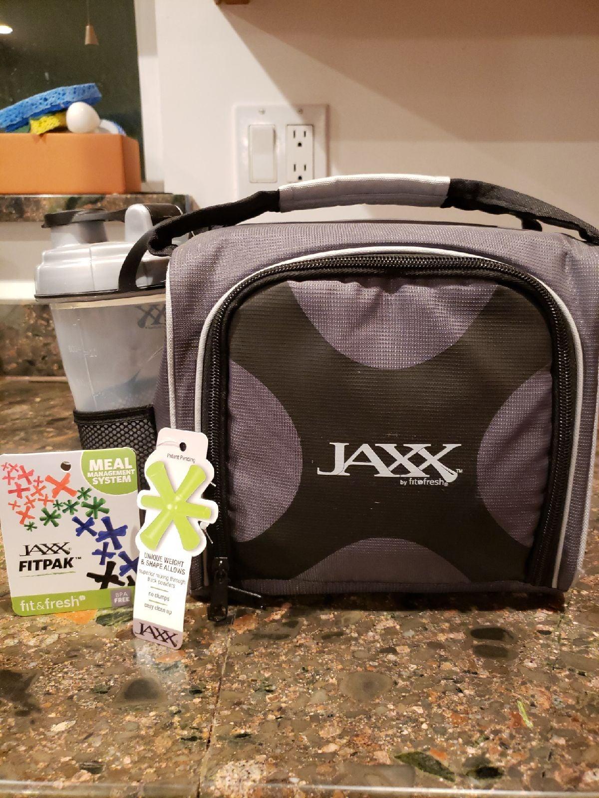 Jaxx Fitpak Meal Management System