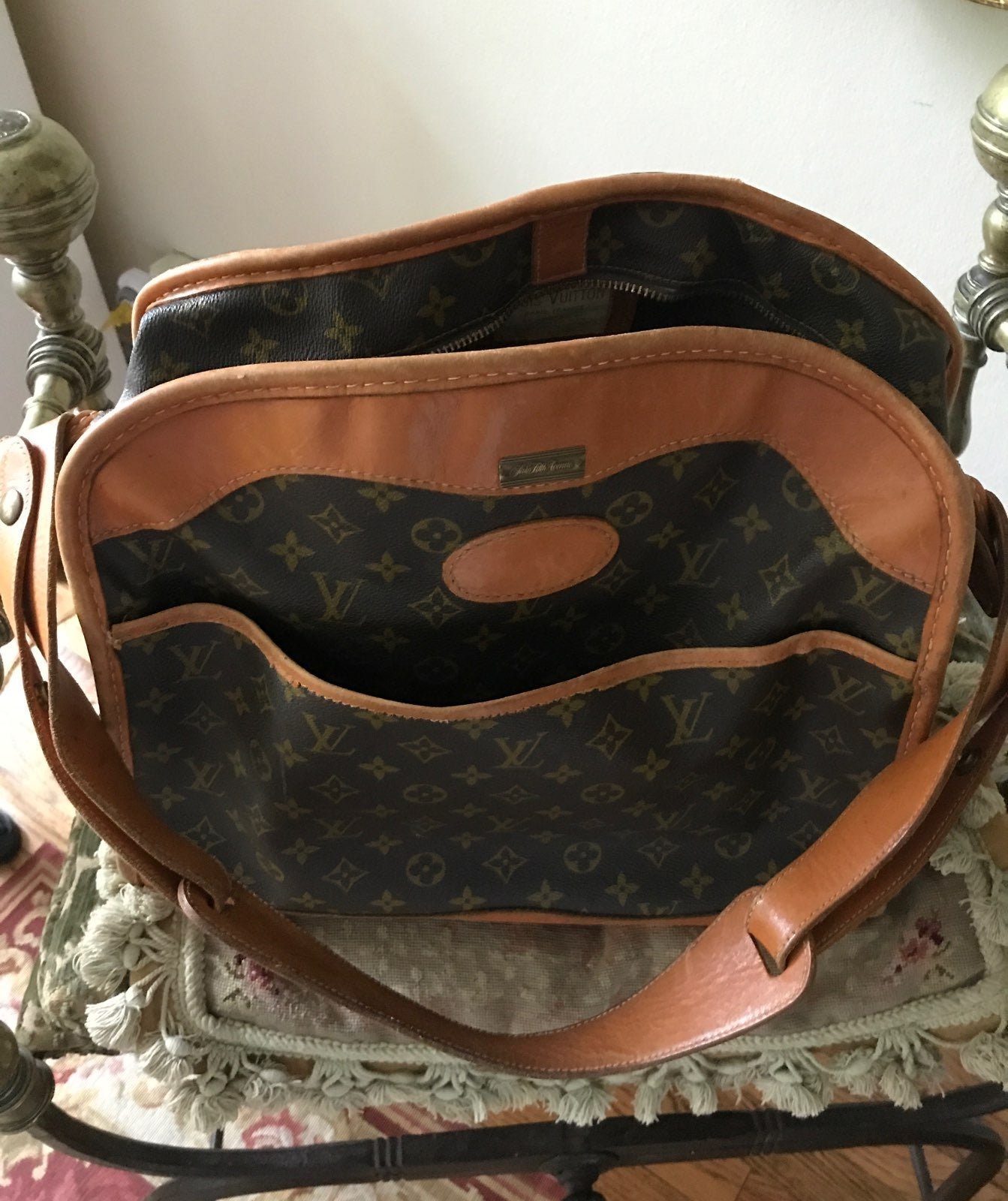 Vintage Louis Vuitton Shoulder Bag /Tote