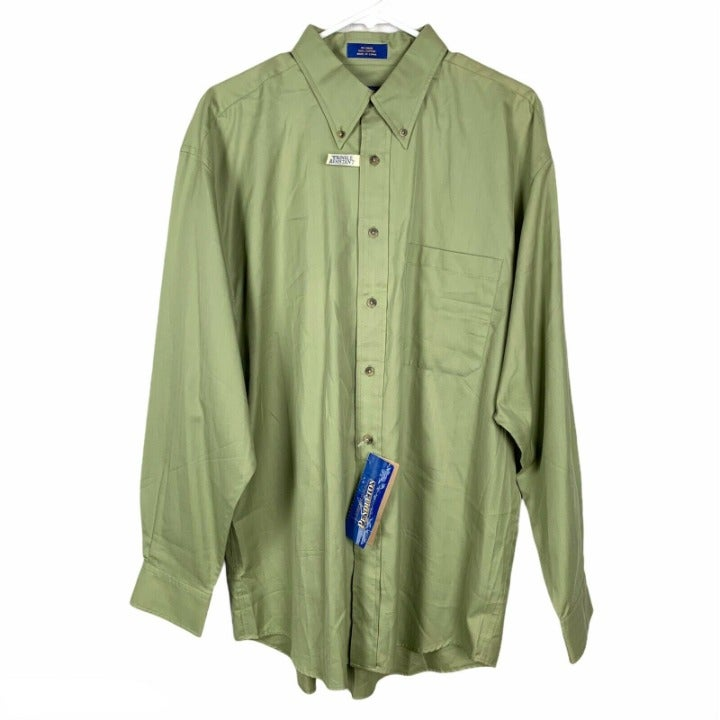 Pendleton Wrinkle Resistant Shirt Size L
