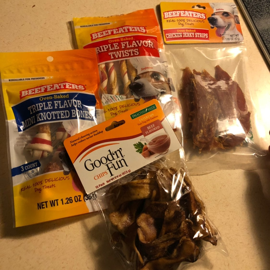 Assorted Dog Treats!