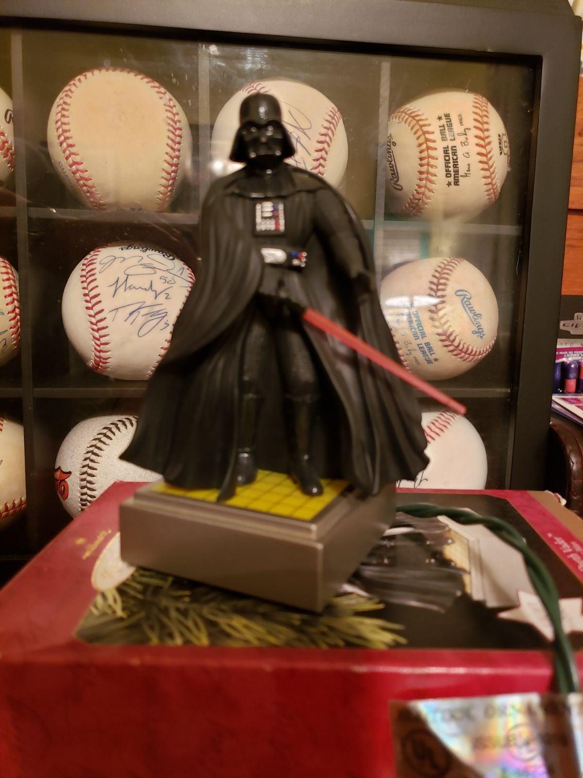1997 Darth Vader Hallmark Ornament