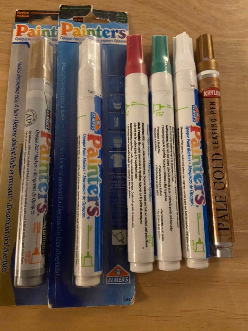 Painters Pen Lot