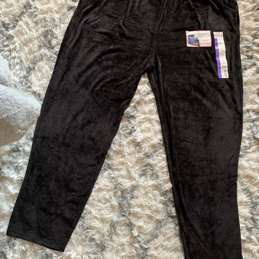 Sleepwear Sweatpants w/ Pockets