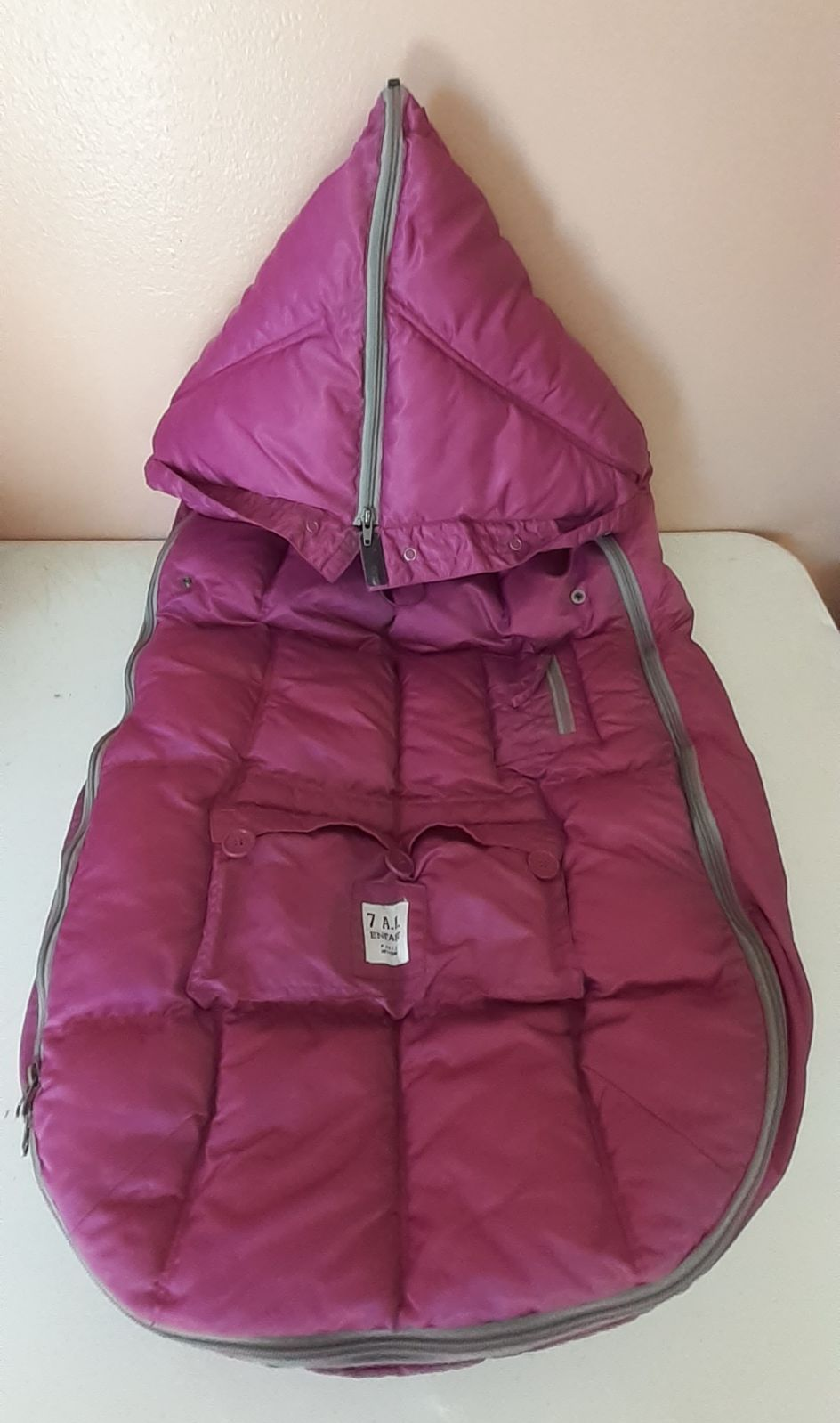 7 A.M. ENFANT le sac igloo LS500 large