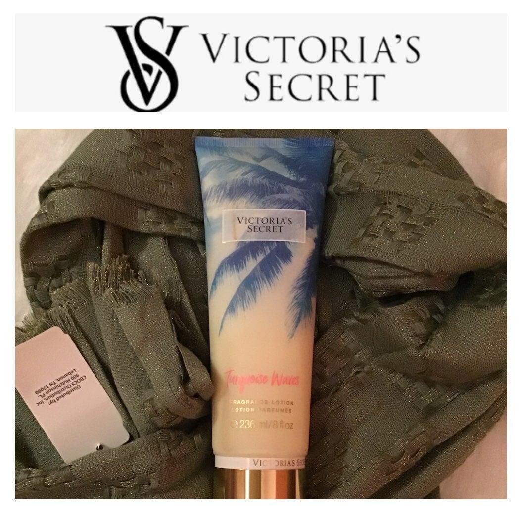 Victoria's Secret Turquoise Waves Lotion