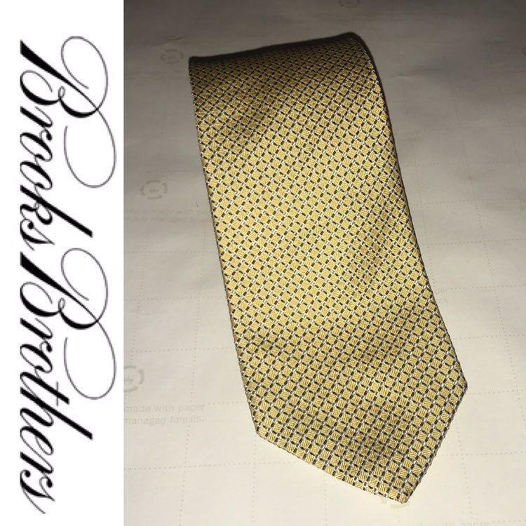 NWT $79 Brooks Brothers Necktie Silk Tie