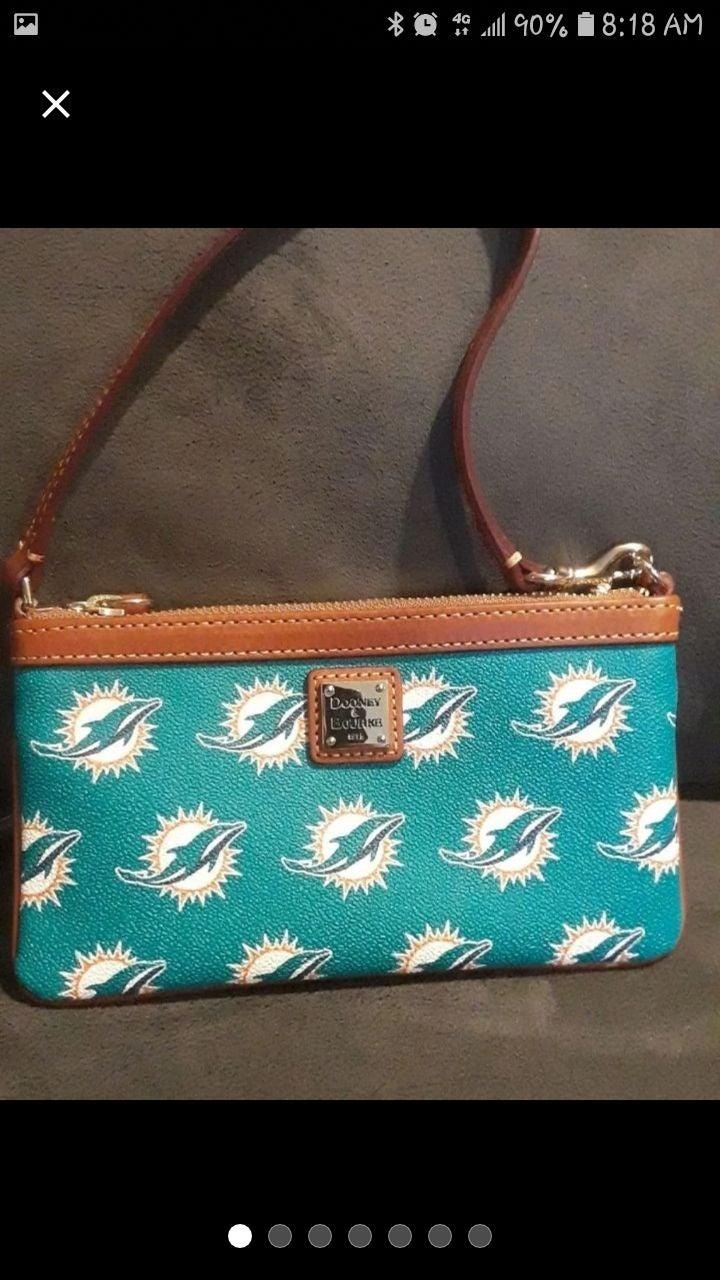 NFL Miami Dolphins Dooney & Bourke Wrist