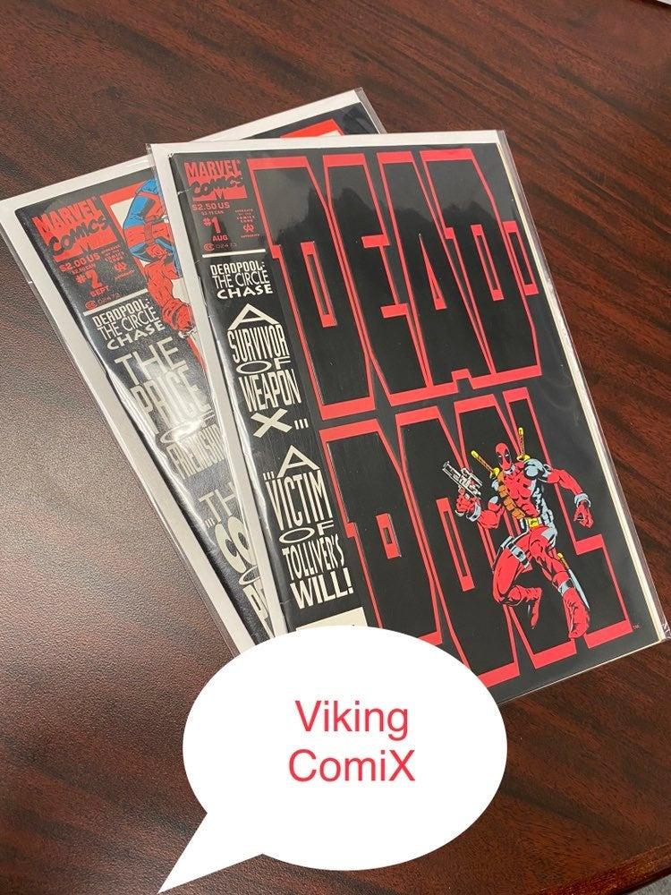 Deadpool #1 & #2