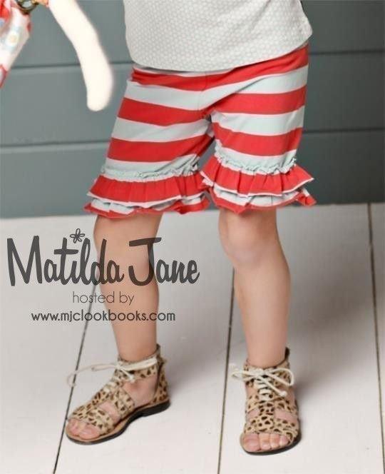 Matilda Jane Soda Pop Shorties