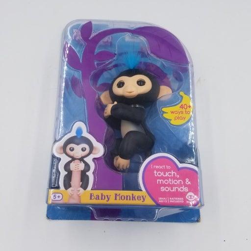 Fingerling Baby Monkey Interactive Pet