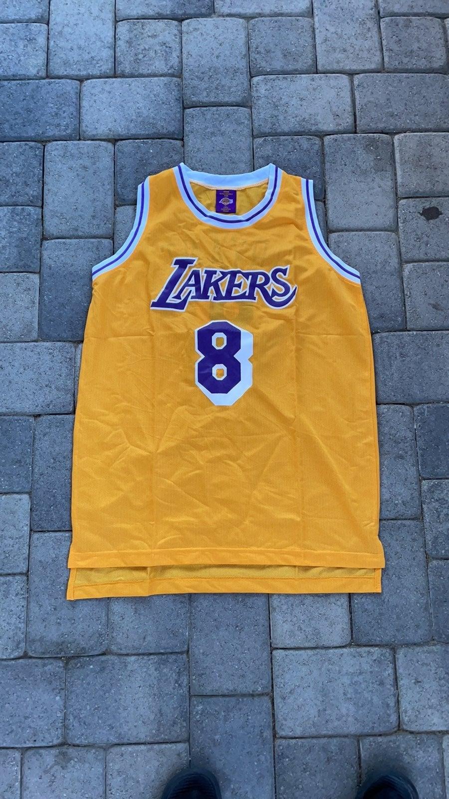 Kobe Bryant Rookie Jersey