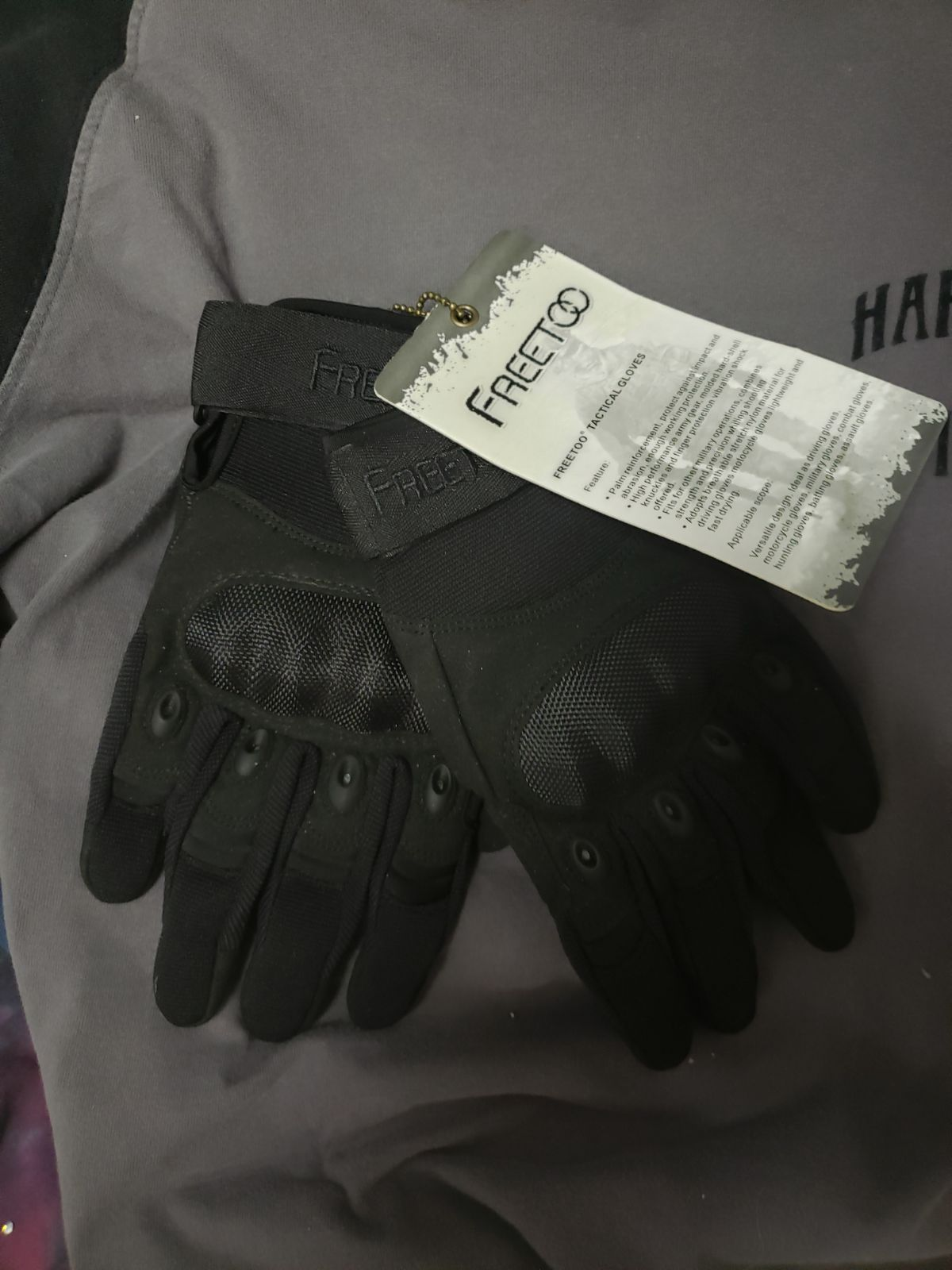 Freetco tactical gloves