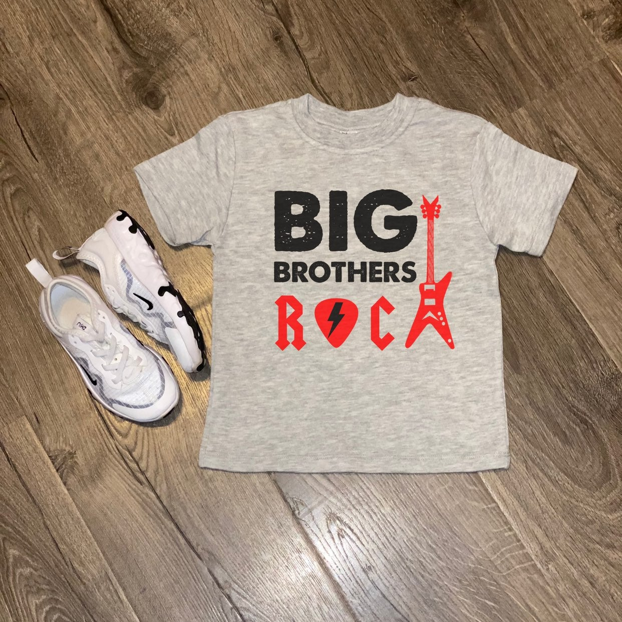 All Sizes-Toddler TShirt: Big Brothers