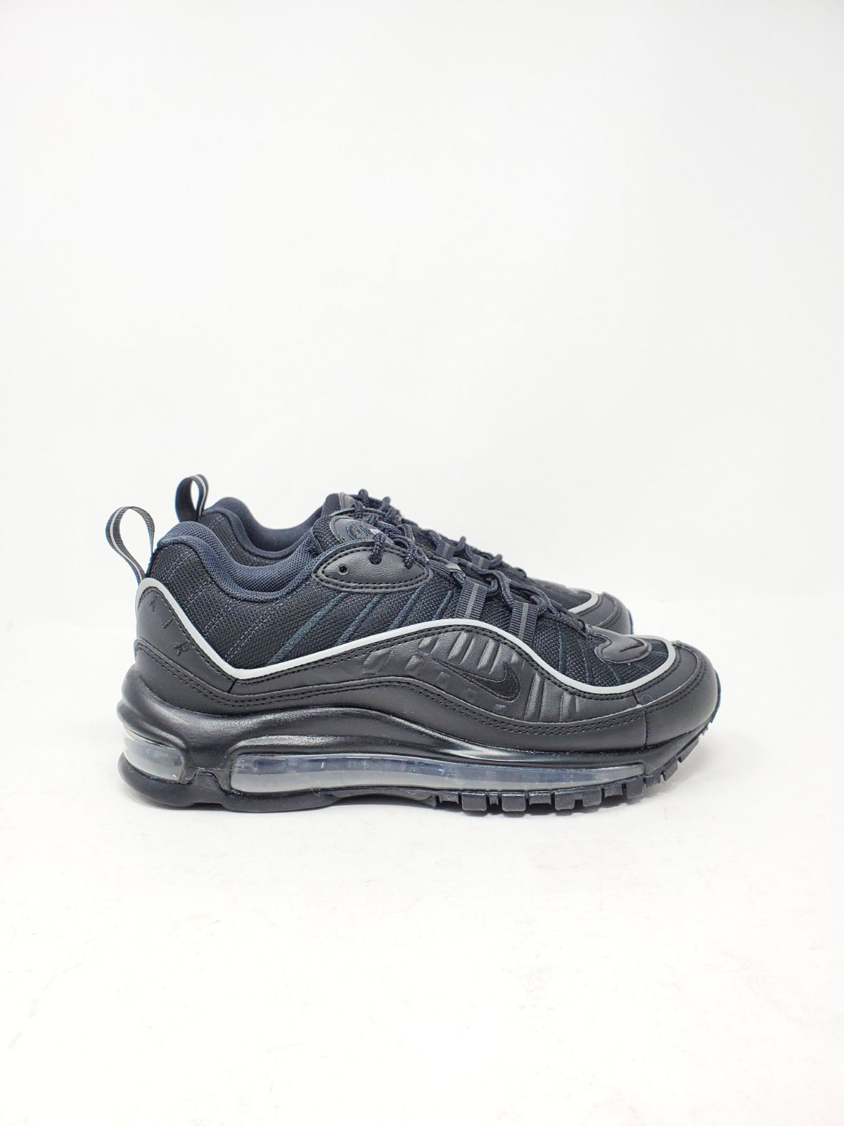 NEW NIKE AIR MAX 98 triple black