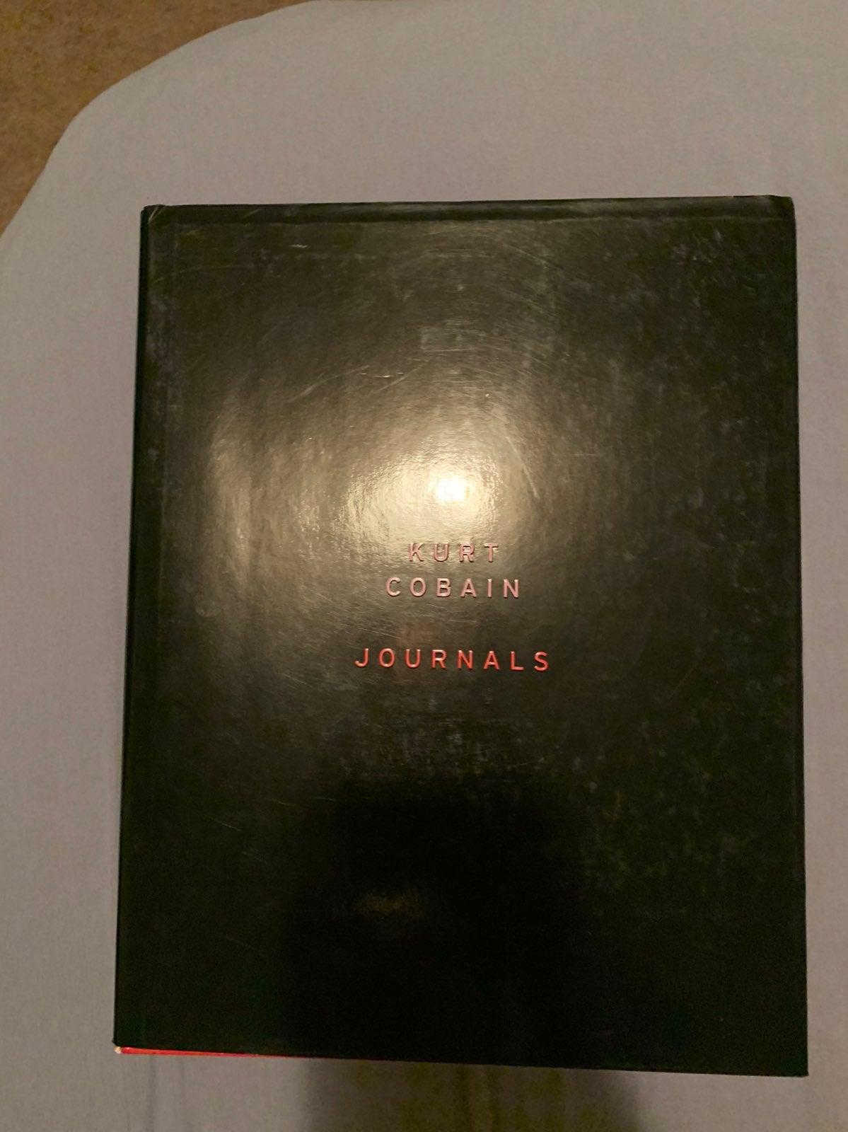 Kurt Cobain Nirvana Book