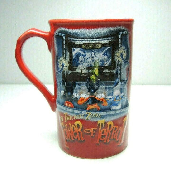 Disney Parks Tower of Terror 3D Mug