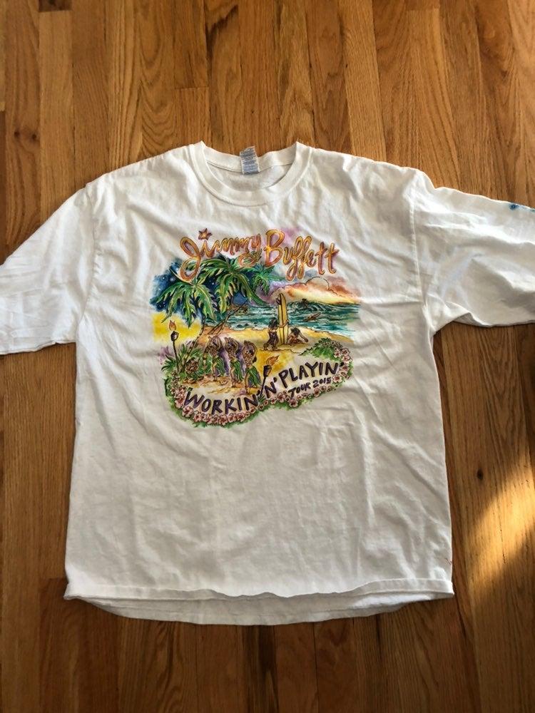 Jimmy Buffett Concert T-Shirt