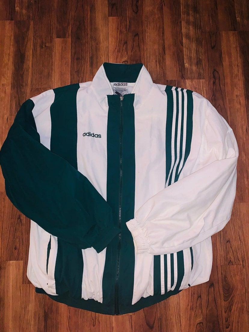 Vintage Mens Adidas Track Jacket